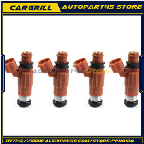 [ 4PCS/Lot ] 68V 8A360 00 00, 68V8A3600000, INP 771, CDH 210 F115 HP Outboard 2000 2011 Fuel Injector w/ HighQuality for Yamaha