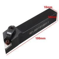 כלי מחרטה כלי 3pcs מקצועי 16mm מפנה מחזיקי כלי MDJNL1616H11 & MDPNN1616H11 & MDJNR1616H11 מחרטה עם 6pcs מפתחות עבור עיבוד (3)