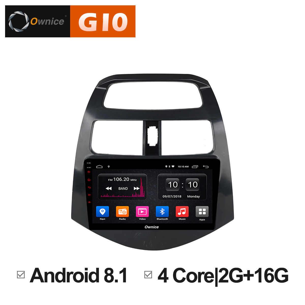 Ownice C500 + G10 Auto DVD GPS Navigatie Speler Auto Stereo Voor CHEVROLET Spark Beat 2010 2011 2012-2014 radio Autoradio Apparaat