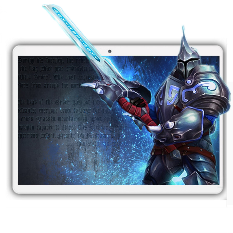 New Google Play Android 7.0 OS 10 Inc 4G FDD LTE Tablet Octa Core 32/64GB 1920*1200 IPS 2.5D Glass 4G LTE Tablets 7 8 9 10 10.1