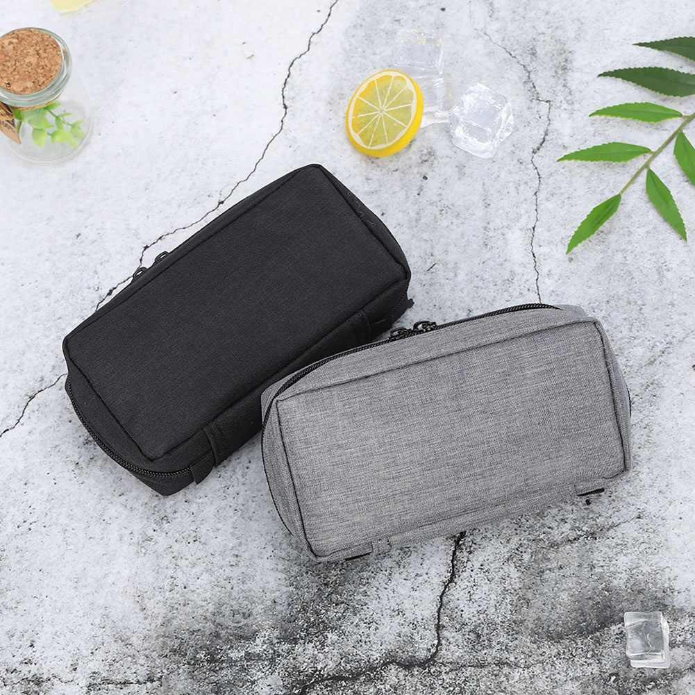 Dispositivo di Raffreddamento Dell'insulina portatile Protector Dell'organizzatore Del Sacchetto Medico di Isolamento di Raffreddamento Del Sacchetto Della Cassa Del Supporto