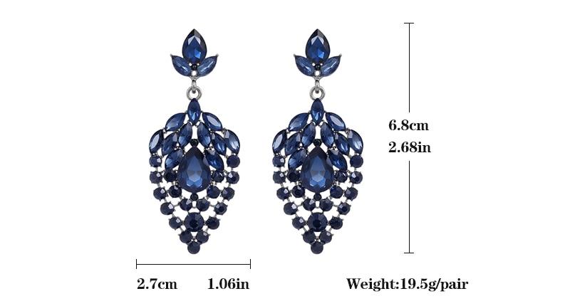 VEYO Μόδας γεμάτο σκουλαρίκια με - Κοσμήματα μόδας - Φωτογραφία 5