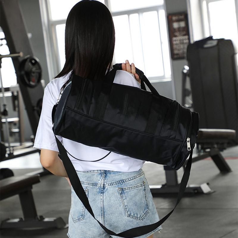Travel Luggage Duffle Bag Lightweight Portable Handbag Candy Fruit Large Capacity Waterproof Foldable Storage Tote