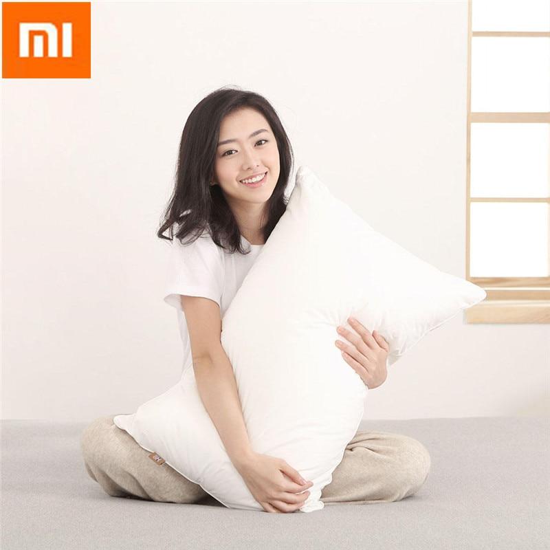 Original Xiaomi 8h Pillow 3d Breathable Comfortable Elastic Pillow Super Soft Cotton Antibacterial Neck Support PillowOriginal Xiaomi 8h Pillow 3d Breathable Comfortable Elastic Pillow Super Soft Cotton Antibacterial Neck Support Pillow