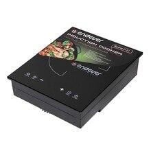 Плита индукционная Endever Skyline IP-51 (Мощность 1500 Вт, LED-дисплей, 2 автоматические программы, таймер, защита от перегрева и скачков напряжения, температура нагревания до 270°C)