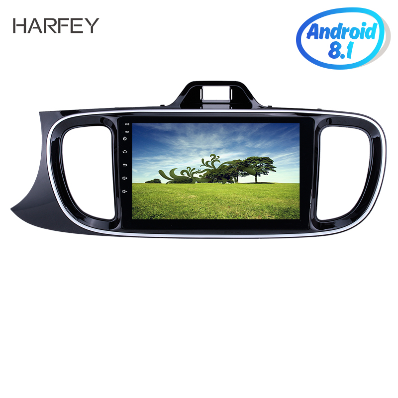 Harfey Android 8.1 Radio 9for 2017 KIA PEGAS Left Hand Driving Car GPS Navi suppport DVR Digital TV SWC AUX RDS WIFI Bluetooth Harfey Android 8.1 Radio 9for 2017 KIA PEGAS Left Hand Driving Car GPS Navi suppport DVR Digital TV SWC AUX RDS WIFI Bluetooth