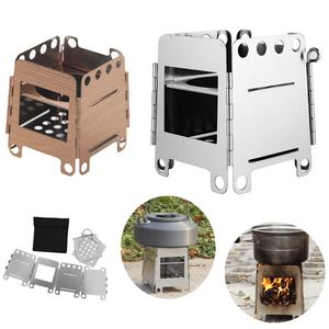 Stainless Steel Barbecue Charc