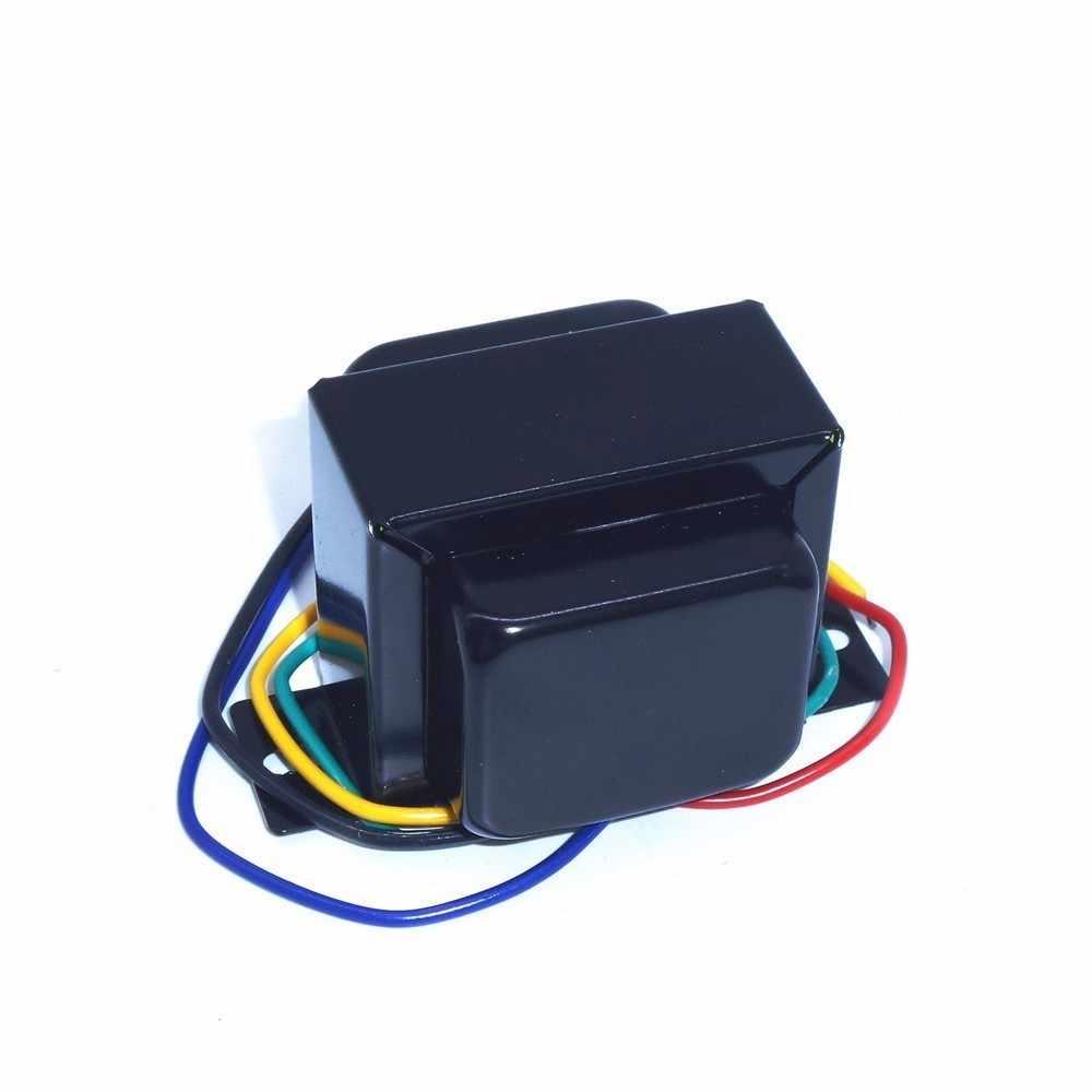5 18K 5 ワットシングル 6P1 6P14 6p6 チューブアンプ出力オーディオ変圧器輸入 Z11 出力 0- 4-8 オーム 1 個 diy の真空管アンプ