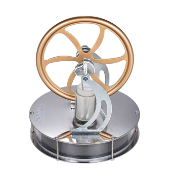 Aibecy-Low-Temperature-Stirling-Engine-Motor-Model-Heat-Steam-Education-Toy-DIY-Kit