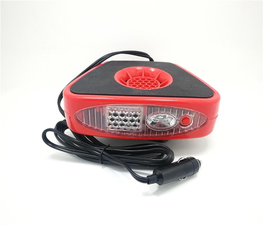 12V 150W Car Truck Heating Cool Fan Heater Windscreen Window Defroster Demister