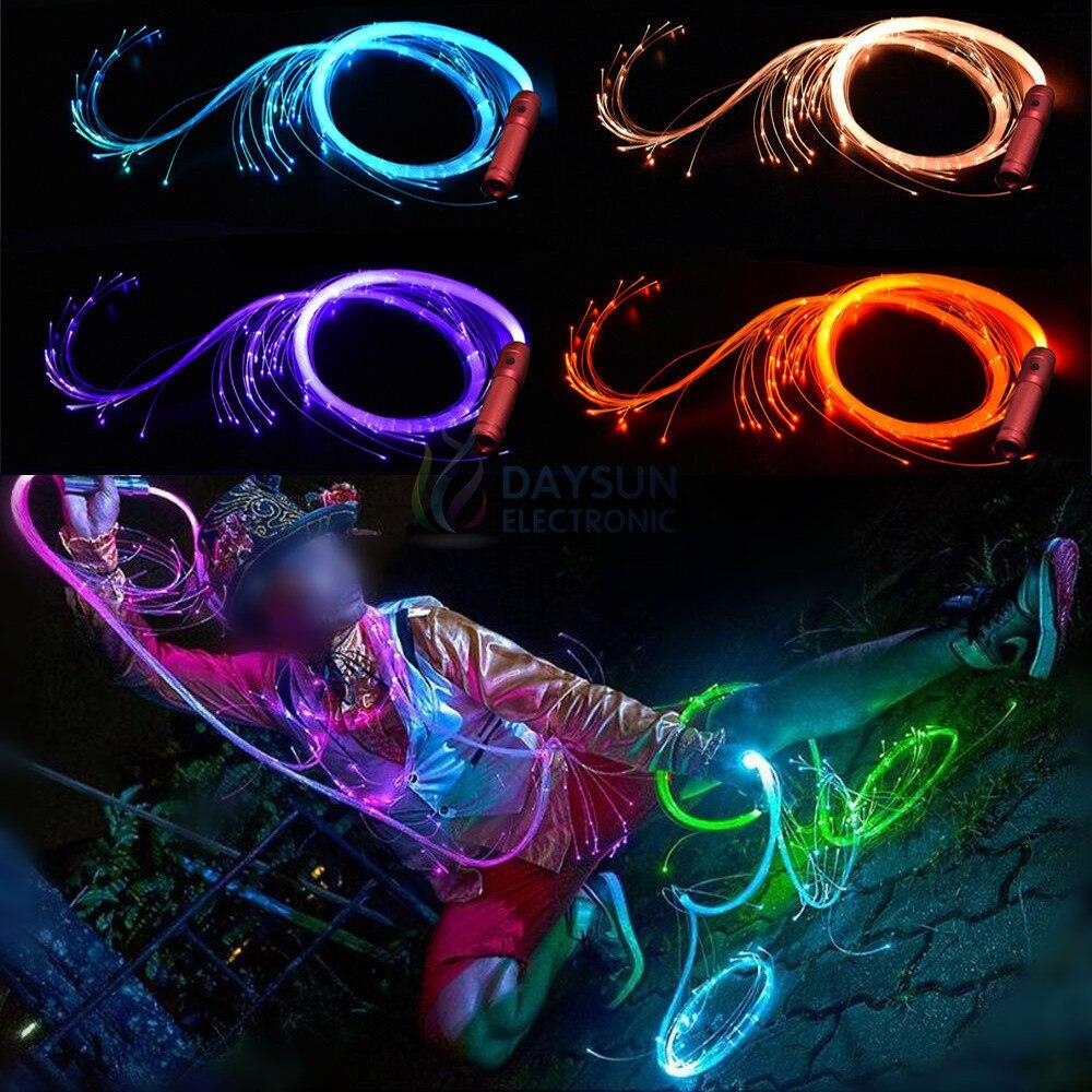 Fiber Optic Light Whip