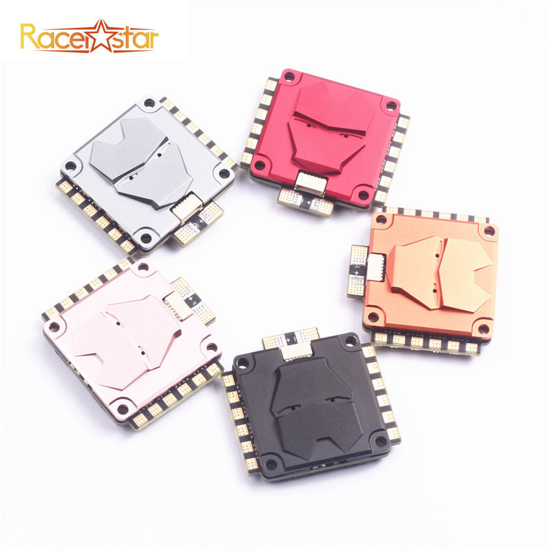 Special Edition Racerstar Metal CNC IP65 Waterproof 50A BL_32 2-6S DShot1200 4in1 ESC For RC Drone Quadcopter Frame Part AccsSpecial Edition Racerstar Metal CNC IP65 Waterproof 50A BL_32 2-6S DShot1200 4in1 ESC For RC Drone Quadcopter Frame Part Accs