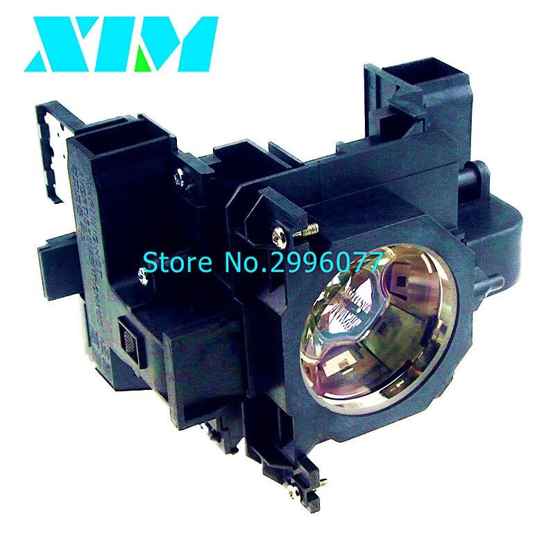 Lampe de projecteur de haute qualité pour Panasonic PT-EX500E/PT-EX600E/PT-EX600U nouvelle ampoule avec boîtier ET-LAE200