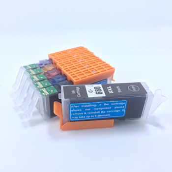 YOTAT Compatible PGI680 Ink Cartridge PGI-680 CLI-681 For Canon PIXMA TR7560 TR8560 TS6160 TS8160 TS9160 printer