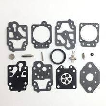 Прокладка диафрагмы карбюратора иглы Ремонтный комплект аксессуары американский набор диафрагмы для Walbro K20-WYL эхо бензопилы WA/WT серии