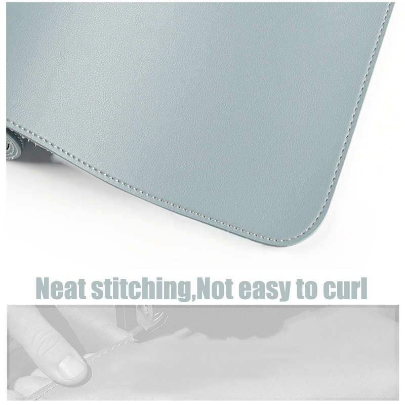 Large Mouse Pad Locking Edge 90x45cm XL For Keyboard Computer PC Natural Rubber Office Gaming Gamer Big Carpet Mat Desk pad