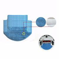 15 teile/los Original dicke für Xiao mi mi Roboter staubsauger mop Tücher Teile kit (mop Tücher x5 + magie paste x10)-in Staubsauger-Teile aus Haushaltsgeräte bei