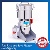 Hot Sale 2500W 220V/110V Multifunction 700g Electric Grinder Herb Flour Coffee Pulverizer Food Mill Grinding Machine