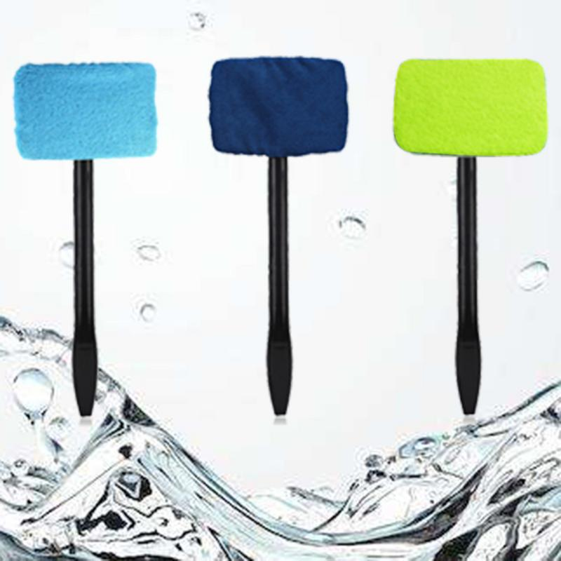 Car Glass Brush, Car Dual-Use Dust Removal And Defogging Glass Brush, Front Glass Brush, Car Window Cleaning Products