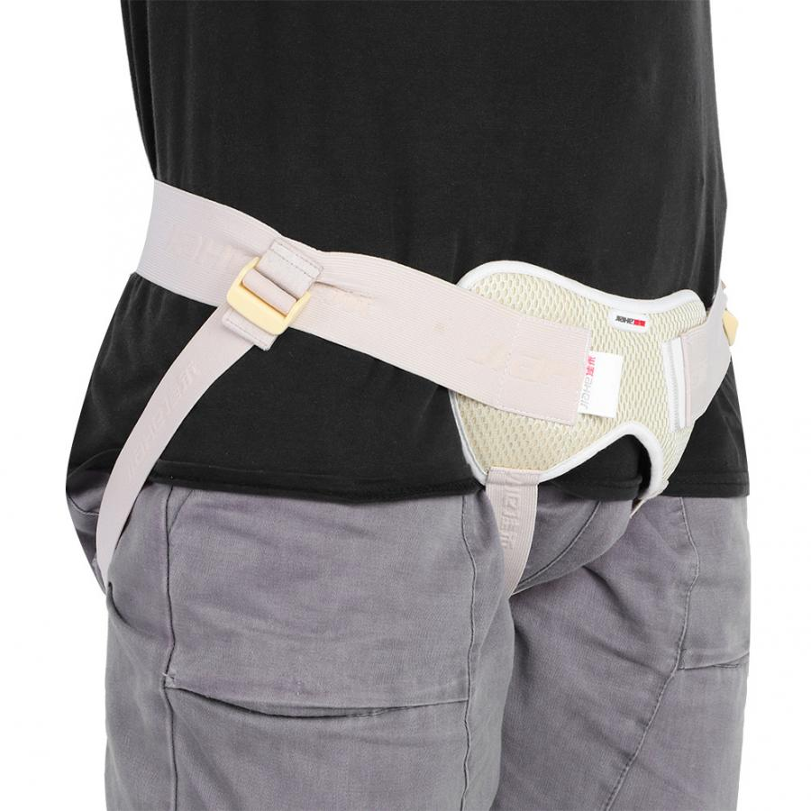 Adjustable Inguinal Hernia Belt Groin Support Inflatable Hernia Bag For Adult Elderly Hernia Support Surgery Treatment Care
