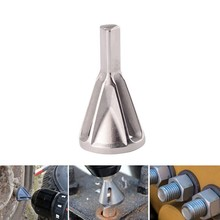 цена на Deburring External Chamfer Tool Remove Burr Tools for Drill Bit For Chuck Drill Bit Hand Tools