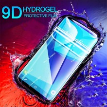 New 9D Full Cover Soft Hydrogel Film For Samsung Galaxy S10E S9 S10 J 4 6 A6 Plus Screen Protector 3 5 M10 M20  Not Glass