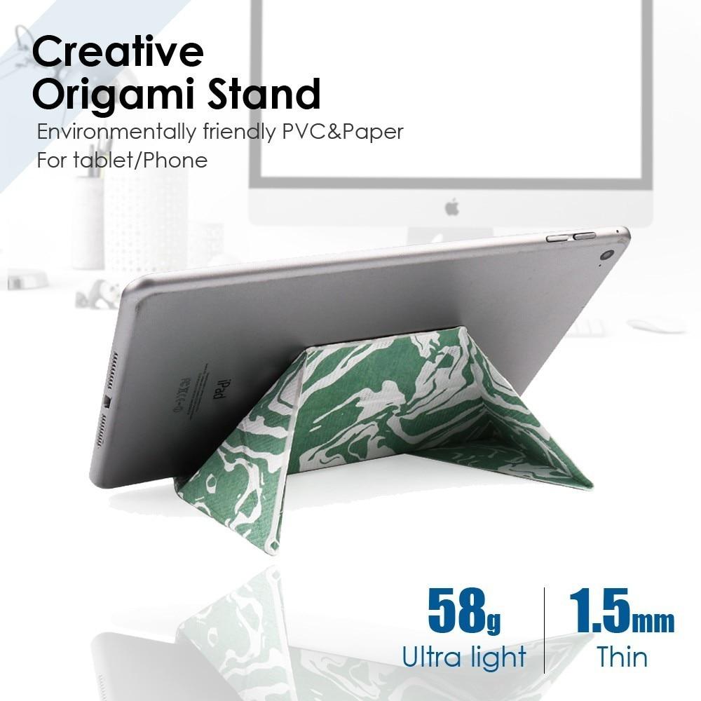 Tablet Stand Flexible Desk Origami Mobile Phone Holder