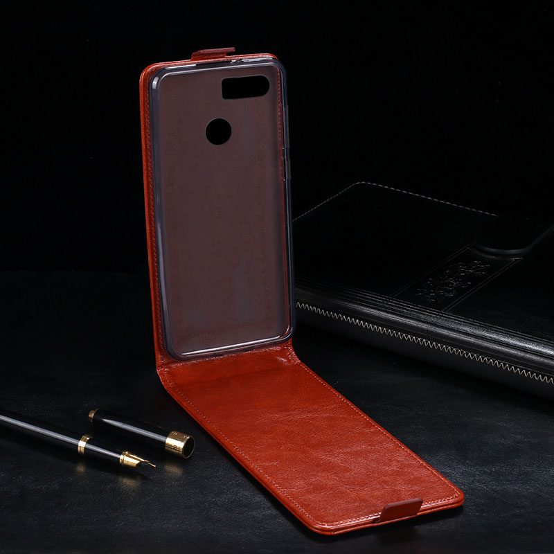 For <font><b>Lenovo</b></font> K5 Play Flip Case 5.7'' Business Style PU Leather Phone Case for <font><b>Lenovo</b></font> K5 Play <font><b>L38011</b></font> Cover Capa Accessories image