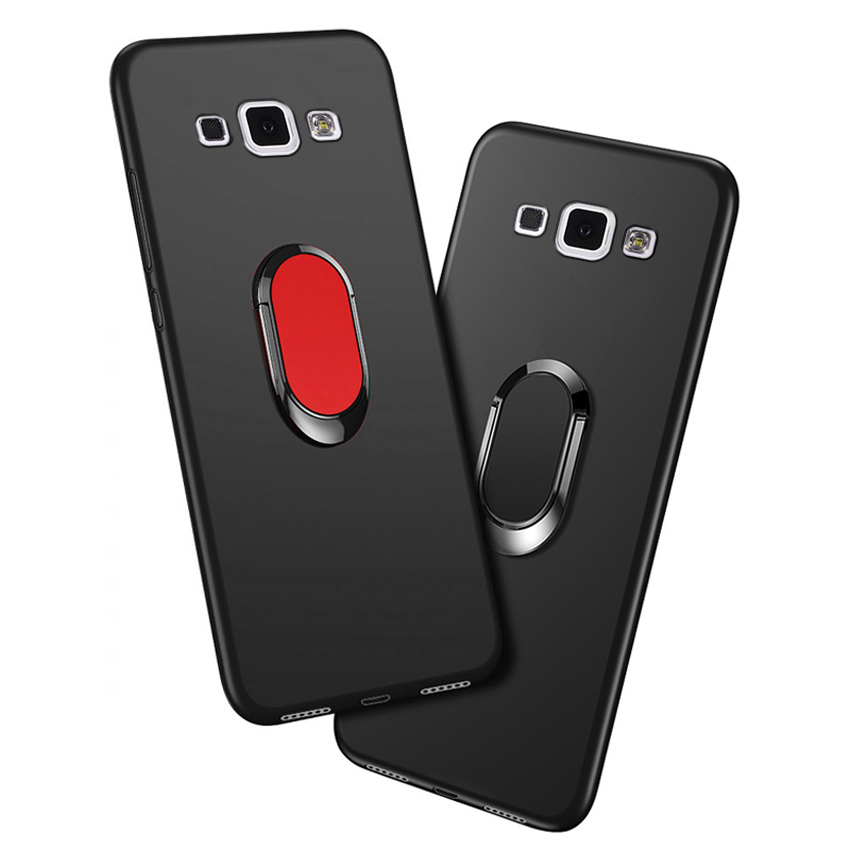 A8 2015 Cover for <font><b>Samsung</b></font> galaxy A8 SM-A800F A800S <font><b>A8000</b></font> Case luxury Soft Black Silicone Coque for <font><b>Samsung</b></font> A8 2015 A800 F Cases image