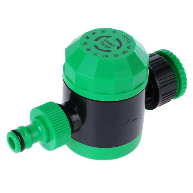 Mechanical 2Hour Garden Water Timer Digital Intelligence LCD Electronic Automatic Irrigation Controller Solenoid Valve Sprinkle