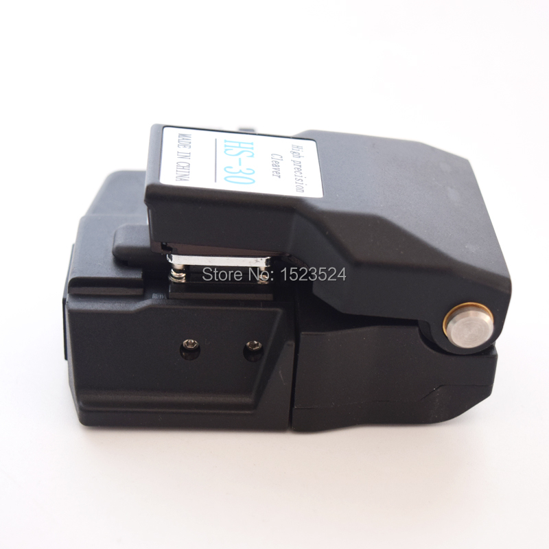 Image 3 - Free Shipping High Precision HS 30 Chinese Optic Fiber Cleaver Fiber Optics Cutter Comparable Fiber Cleaver CT 30-in Fiber Optic Equipments from Cellphones & Telecommunications