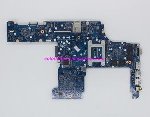 Image 2 - حقيقية 744018 601 744018 501 744018 001 HM87 اللوحة المحمول اللوحة الأم ل HP Probook 650 G1 سلسلة الكمبيوتر الدفتري