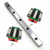 20mm linear rail HG20 1500mm 1 pcs + lm block HGH20CA / HGW20CC 2pc CNC parts