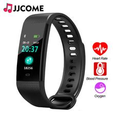 Y5 Smart Bracelet Watch Fitness Activity Tracker Blood Pressure Dynamic Heart Rate Monitor Smartband Wristband