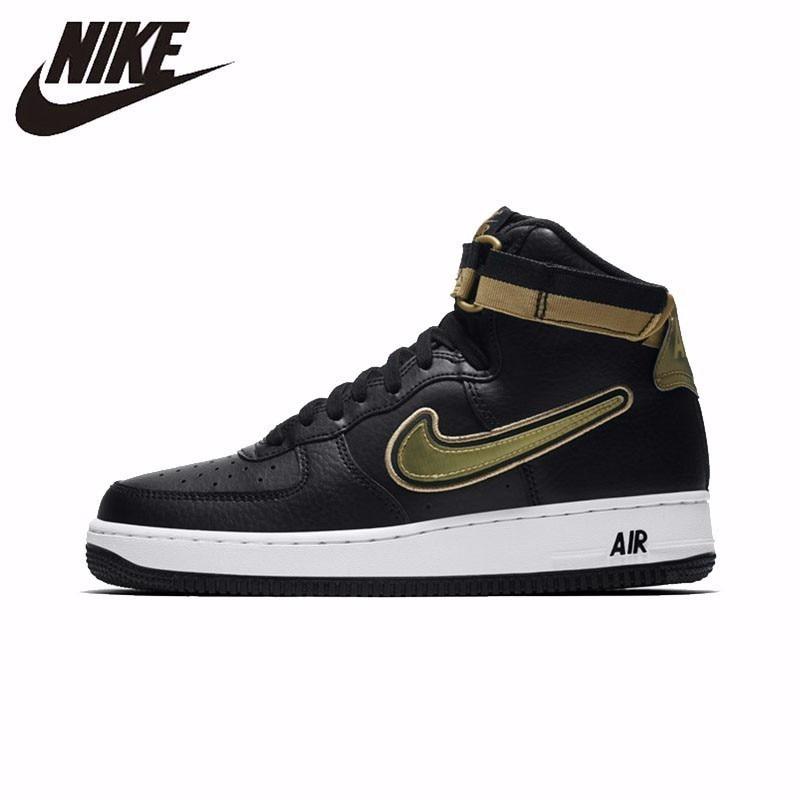 NIKE AIR FORCE 1 De '07 AF1 Original nueva llegada de los hombres de zapatos de skate zapatillas de deporte respirables # AV3938