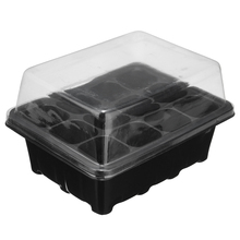 1 xпарниковый лоток наборы нагреватель Электрический семена размножения поддон для саженцев набор