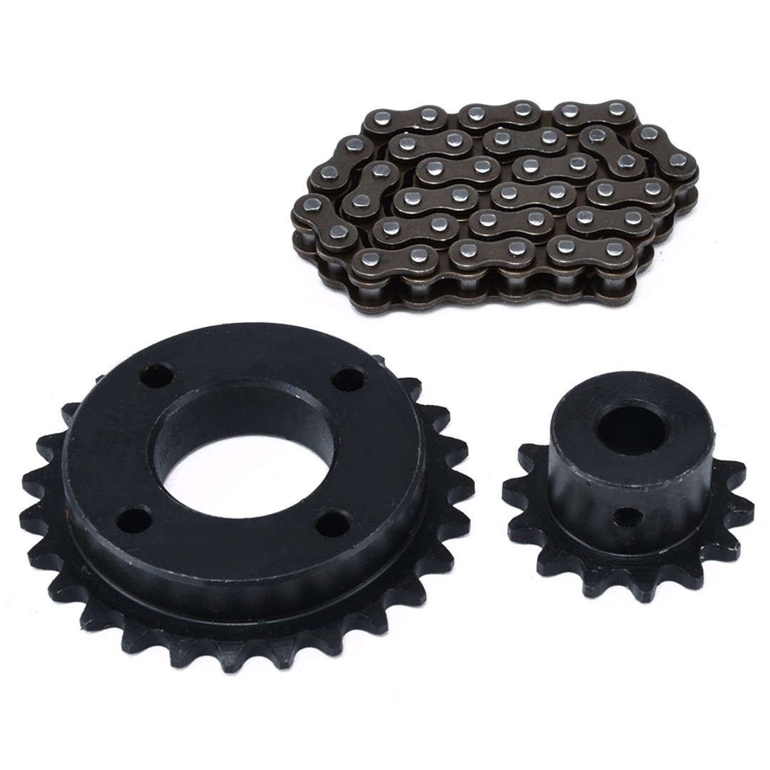 Image 4 - New Electric Longboard Skateboard Replace Part Sprocket Chain Wheel DIY Set Replacement Skate Board Accessories-in Skate Board from Sports & Entertainment