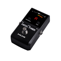 NUX Guitar Tuner Pedal Tuner Bass Pedal Effect Processor With LED Display