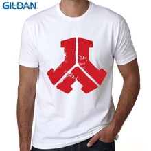GILDAN  fashion t-shirts for men brand t shirt printing defqon 1 designs shirts big size compression tee mens hip hop