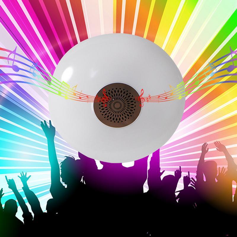 Smart LED Ceiling Light Saucer Shape RGB Dimmable APP Remote Control Modern Music LED Ceiling Lamp for Living Room BedroomSmart LED Ceiling Light Saucer Shape RGB Dimmable APP Remote Control Modern Music LED Ceiling Lamp for Living Room Bedroom