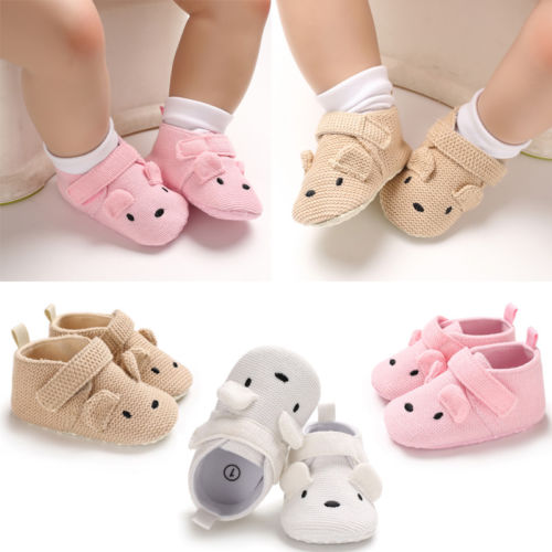 Boot-Shoes Slipper Toddler Newborn-Baby Casual Cute Kids