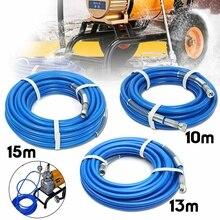10/13/15m tuyau de pulvérisation tuyau sans air 5000PSI tuyau haute pression pulvérisateur sans air tuyau de peinture sans air pour pulvérisateur G un pulvérisateur deau
