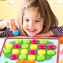3D Puzzles Creative Buttons Assembling