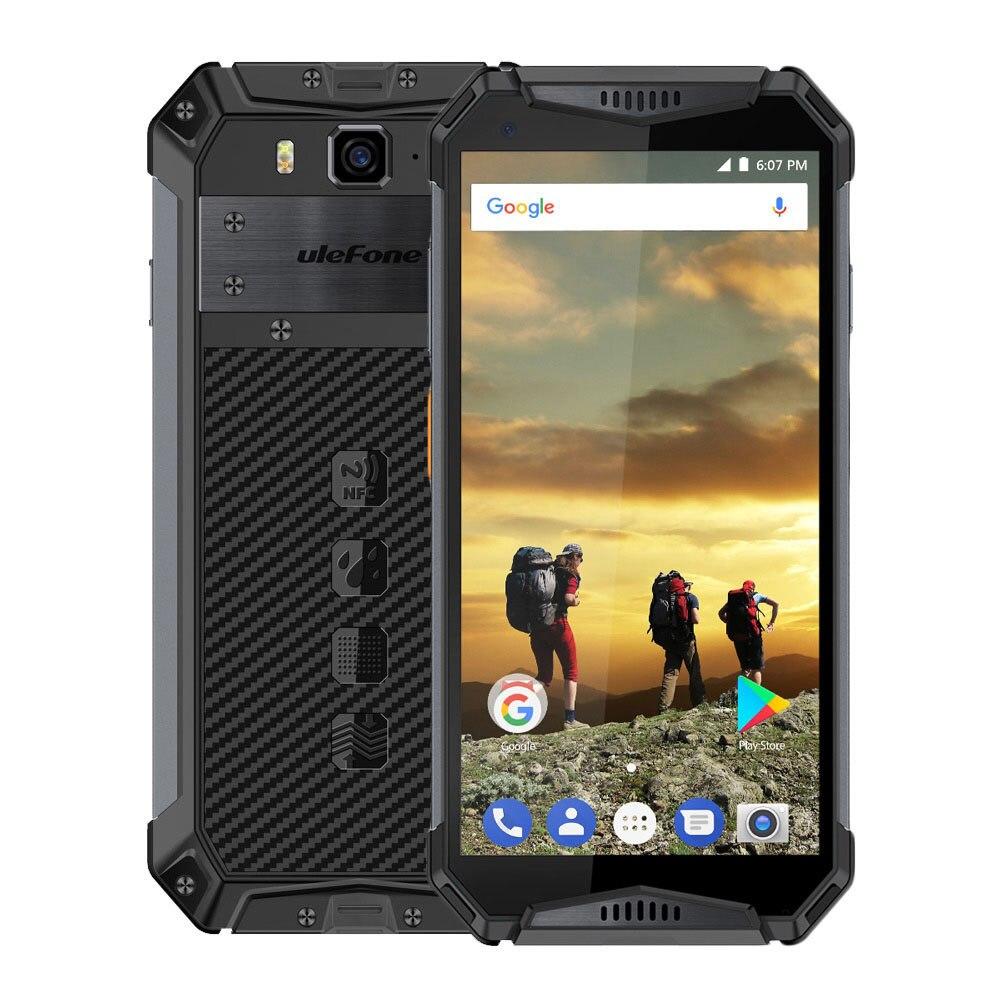 Téléphone portable étanche Ulefone Armor 3 IP68 5.7