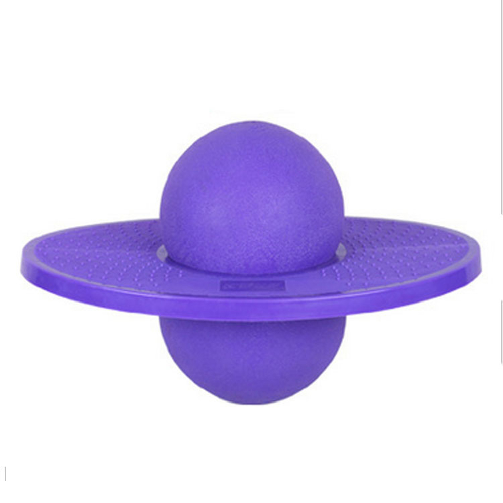 Exercise Jumping Bounce Yoga Fitness Ball Rock Hopper Pogo High Bounce Space Balance Jump Board Ball Jumping Toy Balls