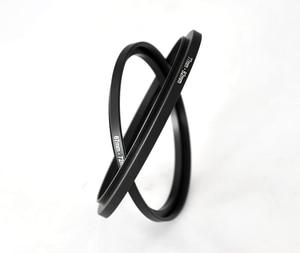 Image 3 - 10pcs 37 43 46 49 49 52 52 55 55 58 58 62 62 67 67 72 72 77 77 82 mm Metal Step Up Rings Lens Adapter Filter Set