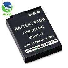 Фотоаккумулятор для Nikon KeyMission 170 360 COOLPIX W300s A900 A1000 B600 AW100s AW110s AW120 AW130 P300 P340 P330 S9500