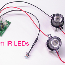 Spot-Light Cctv-Cameras for Night-Vision Separate-Type Led-Board Infrared 850nm Infrared