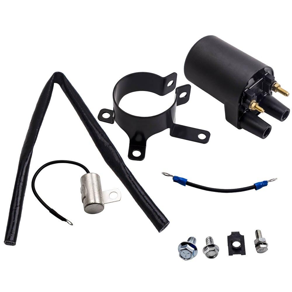 Kit de bobine d'allumage pour les modèles ONAN 166-0772 1660772 Points BF BG B43 B48 NH CCK
