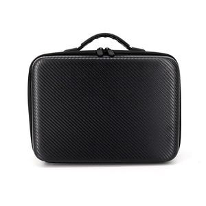 Image 5 - スパークのための防水収納袋炭素繊維ポータブルキャリーケースハンドバッグ dji スパークドローンアクセサリー